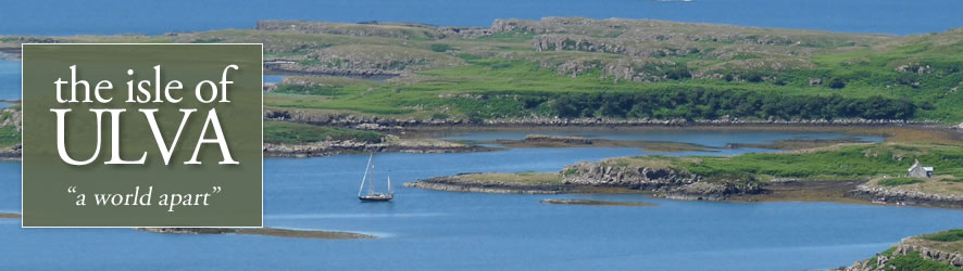 Cragaig on the south side of Ulva